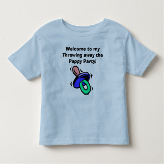 Welcome to my Throwing away the Pappy Party! Shirt