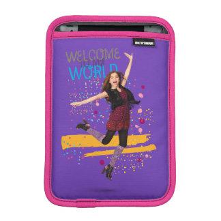 Welcome to My World Sleeve For iPad Mini