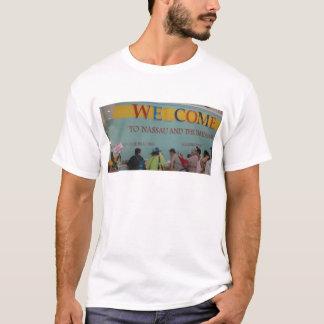 Welcome to Nassau T-Shirt
