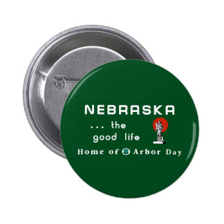 Welcome to Nebraska - USA Road Sign Pins