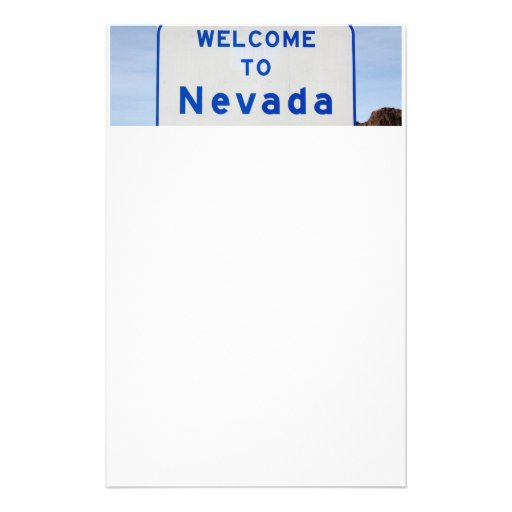 Welcome to Nevada Custom Stationery