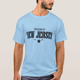 Welcome To New Jersey T-Shirt