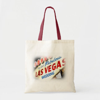 Welcome To Our Fabulous Las Vegas Wedding Bag B&G