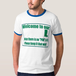 Welcome to our    L T-Shirt