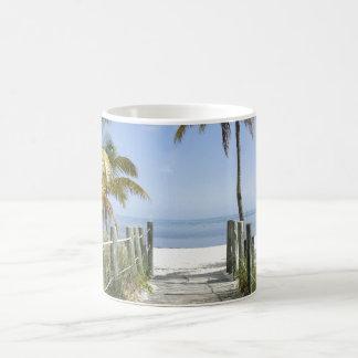 Welcome to Paradise Coffee Mug