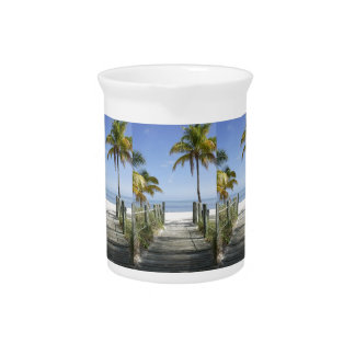 Welcome to Paradise Drink Pitcher