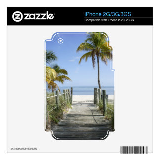 Welcome to Paradise Skins For The iPhone 3G