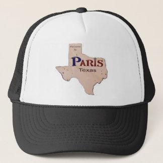 Welcome to Paris, Texas Trucker Hat