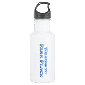 Welcome to Park Place - Mult-Products Stainless Steel Water Bottle