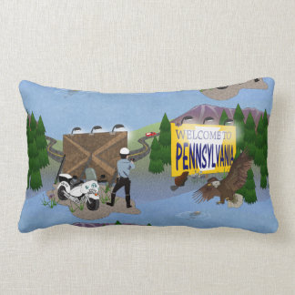 Welcome to Pennsylvania Pillow