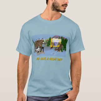 Welcome to Pennsylvania T-Shirt