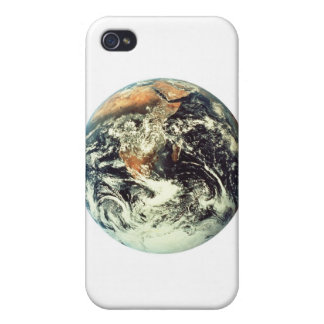 welcome to planet earth iPhone 4 case
