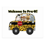 Welcome to Pre-K Postcard