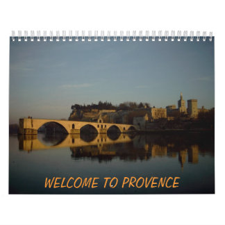 Welcome to Provence Calendar