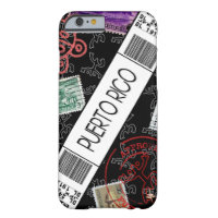 Welcome to Puerto Rico Barely There iPhone 6 Case