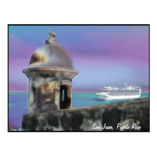 Welcome to San Juan Postcard