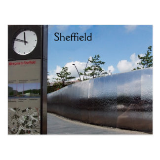 Welcome to Sheffield Postcard