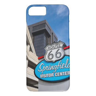 Welcome To Springfield iPhone 7 Case