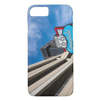 Welcome To Springfield MO iPhone 7 Case