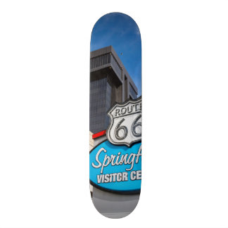 Welcome To Springfield Skateboard Deck