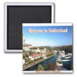Welcome To Switzerland (Mojisola A Gbadamosi) Magnets