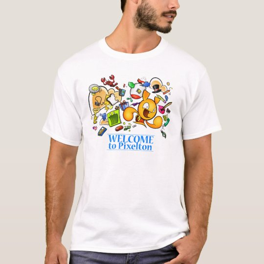 Welcome to T-Shirt! T-Shirt