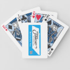 Welcome to Tennessee - USA Road Sign Bicycle Playing Cards