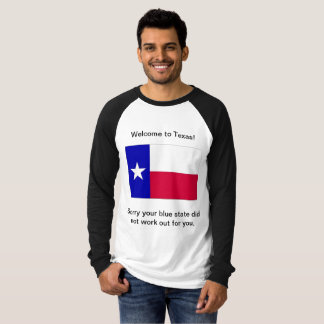 Welcome to Texas T-Shirt