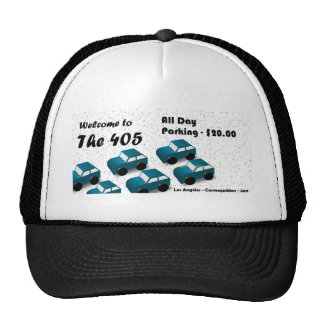 Welcome to the 405 - All Day Parking 20.00 Trucker Hat