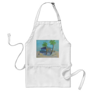 WELCOME TO THE BEACH Apron