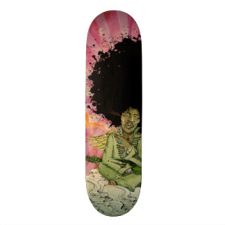 Welcome to the Club: #1 Skateboard Deck