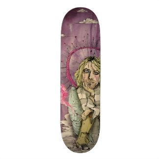 Welcome to the Club: #2 Skateboard Deck