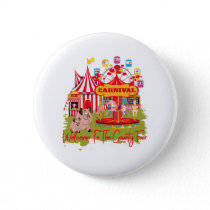 Welcome To The County Fair - Carnival Button
