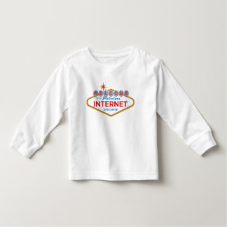 Welcome to the Fabulous Internet - open 24hrs Toddler T-shirt