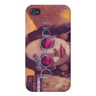 Welcome to the Fresh Doodle Case For iPhone 4