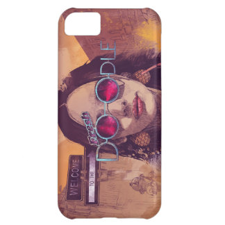 Welcome to the Fresh Doodle iPhone 5C Cover