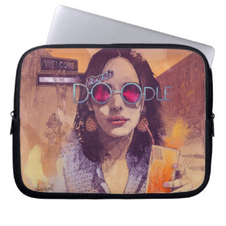 Welcome to the Fresh Doodle Laptop Sleeves