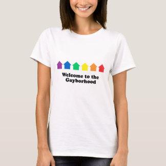 Welcome to the Gayborhood T-shirt