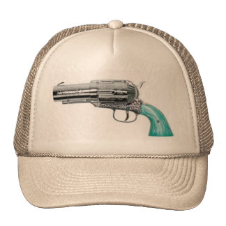 welcome to the gun show - Customized Trucker Hat