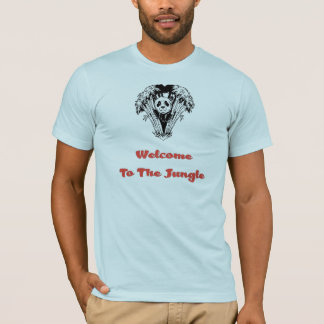 Welcome to the jungle (#1) T-Shirt