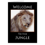 Welcome to the Jungle Cards