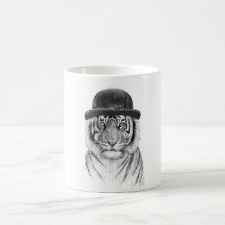 Welcome to the jungle classic white coffee mug
