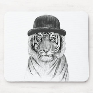 Welcome to the jungle mouse pad