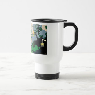 Welcome to the Jungle Travel Mug