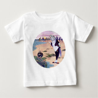 Welcome to the Lobster Quadrille Baby T-Shirt