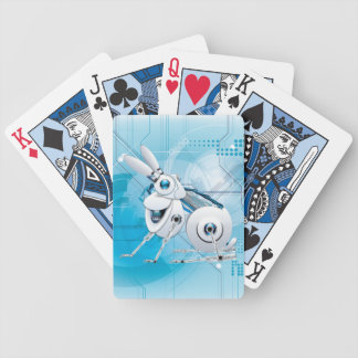 WELCOME TO THE NEW AGE PLAYING CARDS