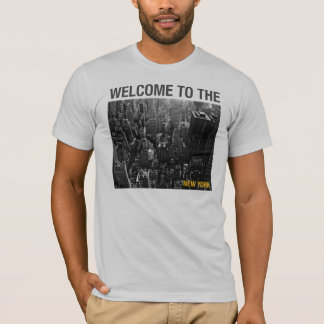welcome to the new york T-Shirt