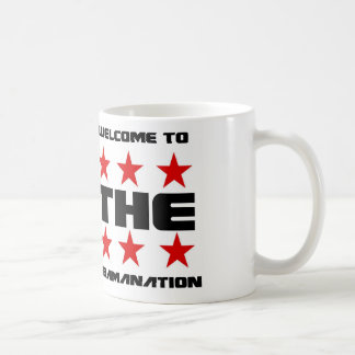Welcome to the Obamanation Coffee Mugs