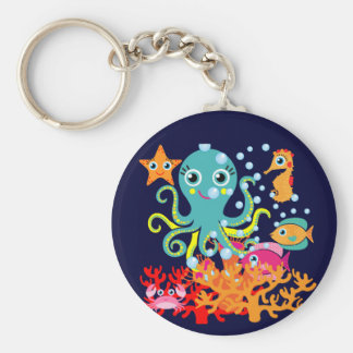 Welcome to the Ocean Keychain