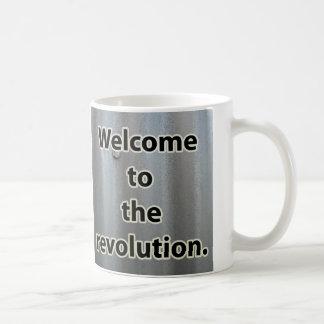 Welcome to the revolution Coffee Mug